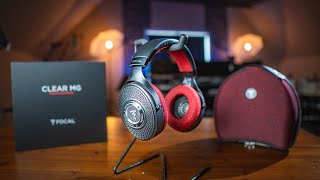 Best MIXING HEADPHONES I've Ever Used - Focal Clear MG Pro (giveaway)