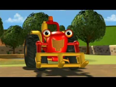 Kreslene Pohadky Pro Deti Traktor Tom 1 Youtube