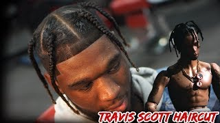 TRAVIS SCOTT HAIRCUT TUTORIAL!