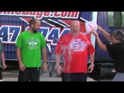 ALS Ice Bucket Challenge - Marketing Department