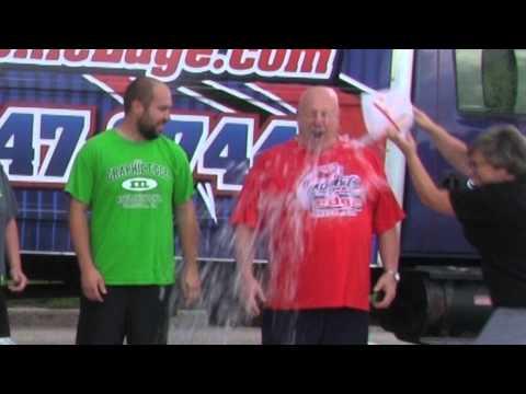 ALS Ice Bucket Challenge - Marketing Department