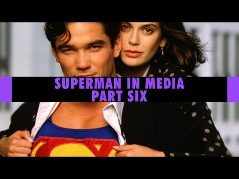 Lois & Clark: The New Adventures of Superman | Superman in Media Part 6