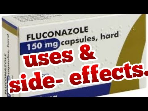 Fluconazole Tablet 150 Mg (Uses And Side Effects)