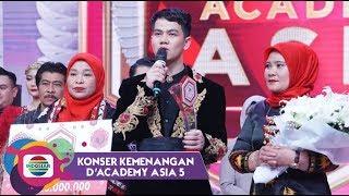 MENEGANGKAN!! Akhirnya Faul LIDA - Indonesia Menjadi Juara 1 D'Academy Asia 5 2019