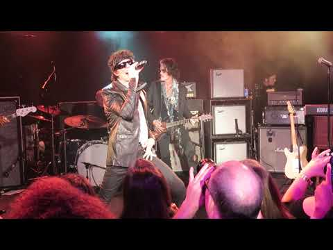 """Joe Perry- """"Let The Music Do The Talking"""" @ The Roxy 1.16.18"""