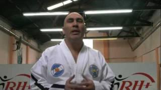 FORMAS: Chon Ji, primera forma del taekwondo ITF