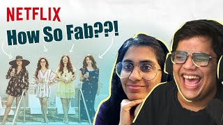 ​ @Tanmay Bhat & Prashasti Singh React to Fabulous Lives of Bollywood Wives | Netflix India