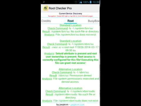 Root Checker Pro Full Android Apk DOWNLOAD