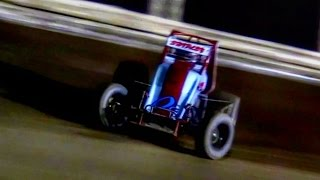 Arizona Speedway Non-Wing Sprint Car Feature