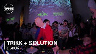 Trikk + Solution Boiler Room x RBMA Lisboa DJ Set