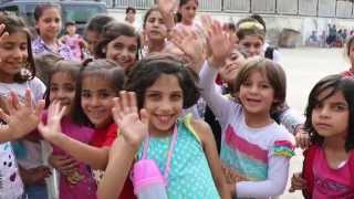 EU Children of Peace: Syrian refugee children can go back to school