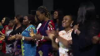 UPSTREAM 4.0: The Emergence. Worship Ministration by Funmi Kayode - for Day 1 and Ludara Dave Day 2