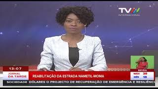 Transmissão em Directo - Televisão de Moçambique