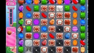 Candy Crush Saga  Level 570 (3 star, No boosters)