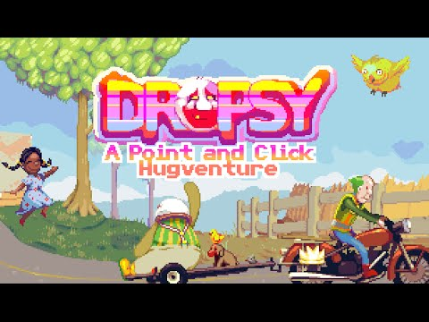 Dropsy: A Point & Click Hugventure