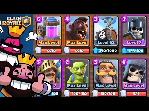 MASSIVE BALANCE UPDATE! December 2017 :: Clash Royale :: Ash & Community Reaction