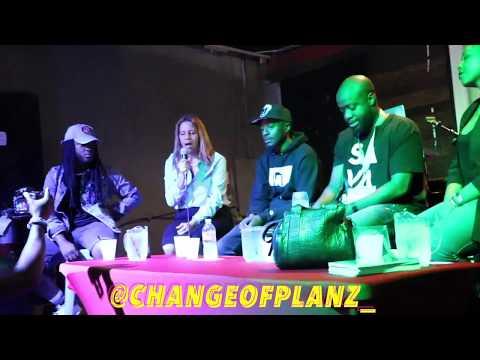 "ChangeofplanZ: ""DirtyGloveBastard, Mr. Hanky Beats, Miss Megan, And Tamiko Hope Talks Music"""