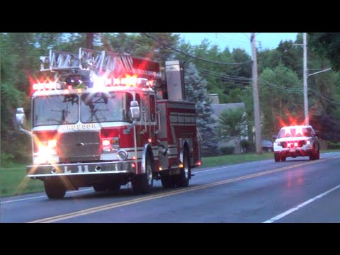 Fire Trucks Responding **BEST OF 2015**