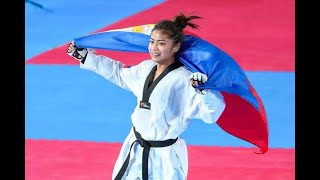 Pauline Lopez Highlights (SEA GAMES 2019)