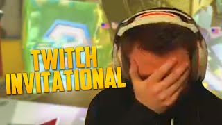 THE TWITCH INVITATIONAL (Mario Kart 8)