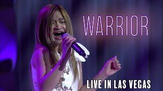 warrior (Demi Lovato) | Angelica Hale Performing in Las Vegas