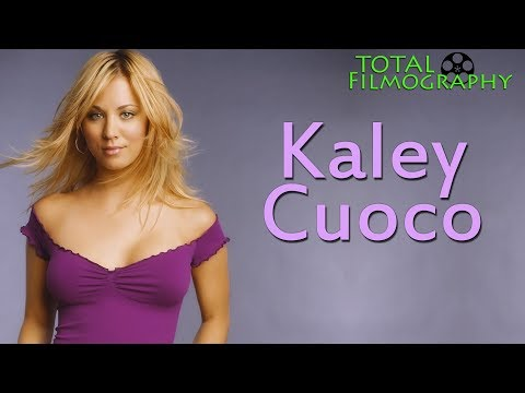 Kaley Cuoco | EVERY movie through the years | Total Filmography | The Big Bang Theory Harley Quinn