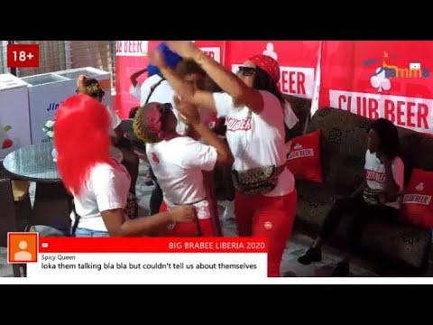 BIG BRABEE LIBERIA |Juicy Drama, Love Connections plus more drama| De Licia TV