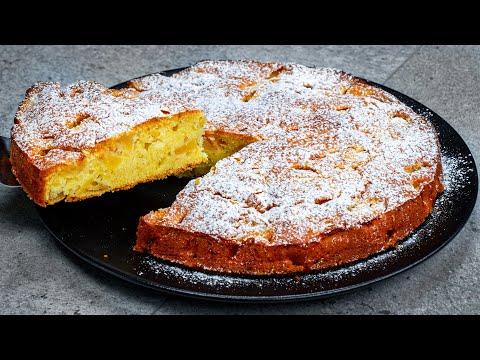 la-recette-unique-la-plus-simple-pour-préparer-un-gâteau-aux-pommes!-fascinant!-|-savoureux.tv