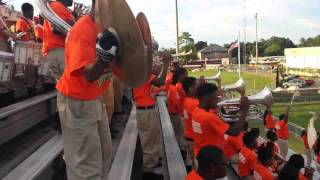 LEFLORE HIGH PERCUSSION - 400 DEGREES 2013-2014
