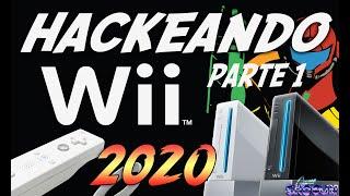 PARTE 1 Modificar hackear Nintendo WII en 2019 todas las versiones incluido 4.3 Básico