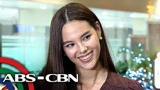 FULL VIDEO: Catriona's eloquence shines in 1st interview post-Miss Universe