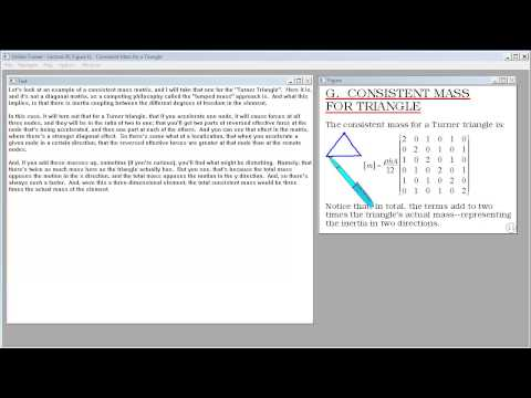 Dynamic and Nonlinear Problems.  Lecture 30.