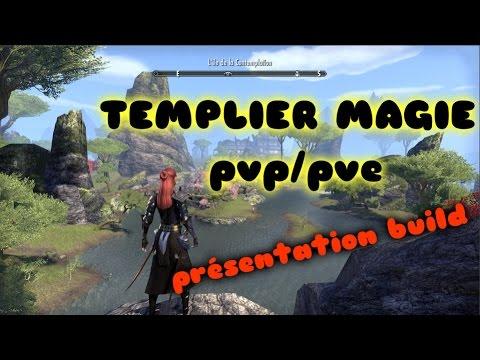 Teso Build Templier Tank