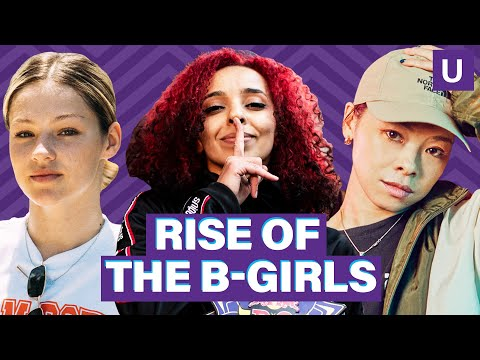 6 Women Ruling The Breakdancing World | Rise Of The B-Girls | Unstoppable