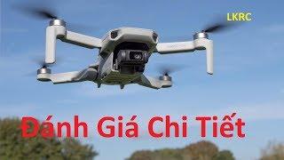 LKRC - Review Đánh Giá Flycam DJI Mavic Mini | Nhỏ có Võ