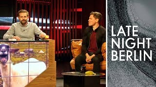 Michael Patrick Kelly Spielt The Goats Of Germany Late Night Berlin ProSieben