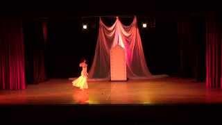 """Gala """"Les Ghayssana"""", 14 juin 2014, Gaillac - Fakrenha """"souviens toi de nous"""". Emmanuelle Piolet"""