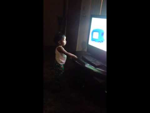 My child and Baby's First TV