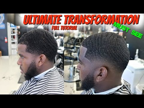 Haircut TRANSFORMATION | How to Drop Bald Fade HD  MUST SEE