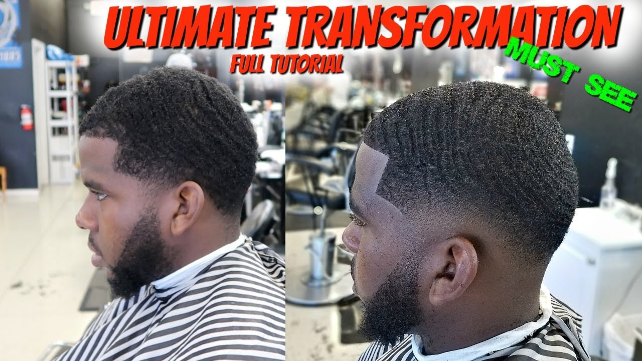 Haircut Transformation How To Drop Bald Fade Hd Must See Youtube