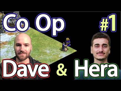 Ultimate Co-Op Challenge! Feat. Dave & Hera #1