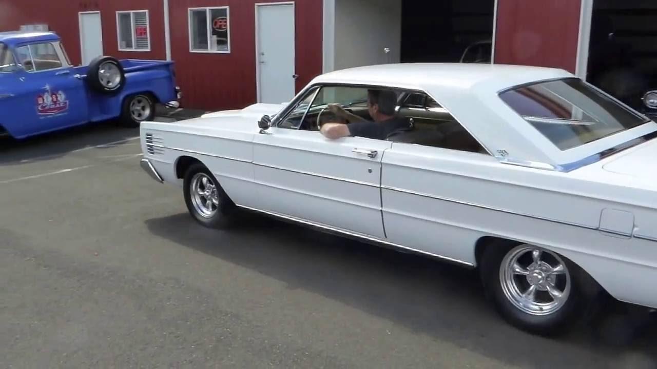 1965 Mercury Montclair Marauder Hardtop West Coast Collector Cars ...