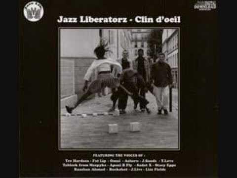 Jazz Liberatorz - When The Clock Ticks Feat. J.Sands