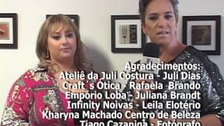 Aplauzzo   01-04-2015 - A Bela do Aplauzzo - Kharyna Machado - Rafaela Brando - Suellen Paul