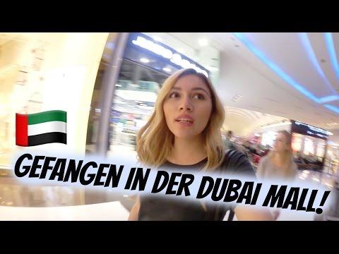 GEFANGEN IN DER DUBAI MALL! - Dubai Vlogs! | AnKat