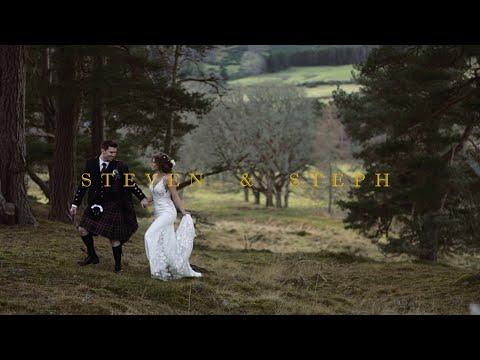 A Scottish Highlands Wedding at Glen Tanar