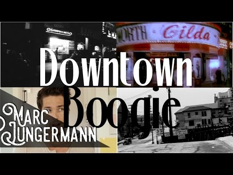 Downtown Boogie (Groovy Piano Music/Boogie Woogie)
