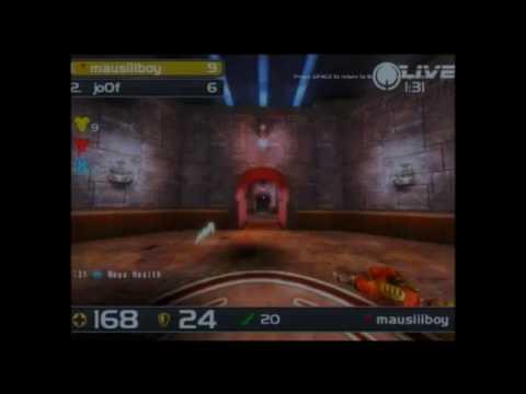 CiC7 Quakelive - Maus vs joof