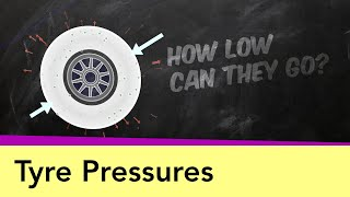 Tyre Pressures - Why F1 teams go low when Pirelli go high