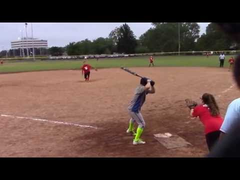 Conair Cougars vs NBC Sports Group - Coed Softball League - Video Highlights - June 28, 2016